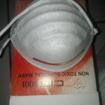 Masker Murah 8001 Penganti masker N95 Non toxic 16.000an