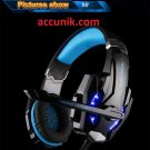 Gaming Headset game Twisted with LED Light Each G9000