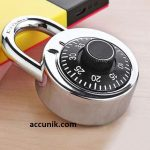 jual Gembok Brankas Rotary padlock kombinasi putar