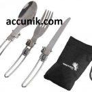 tool eat sendok garpu lipat portabel FC