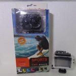 Jual Sportcam kamera sport kamera digital 12Mp tahan air paket lengkap Non wifi