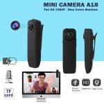 Kamera pengintai spycam inframerah a18 bisa jadi Webcam, ada infra merah untuk malam hari
